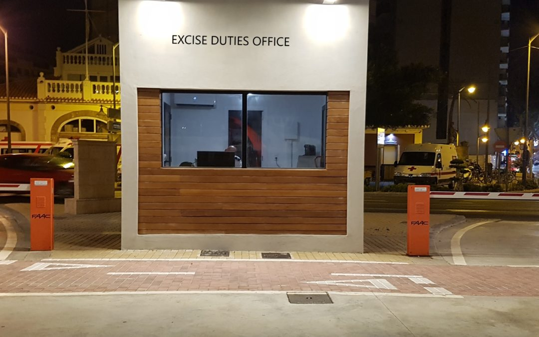 Excise duties payment – Distance selling compliance